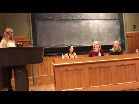 Boston Media Gurus Speak at Harvard November 2017