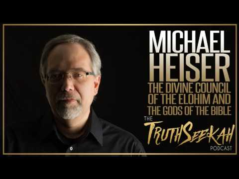 DrMichael Heiser  The Divine Council of The Elohim and The Gods of The Bible
