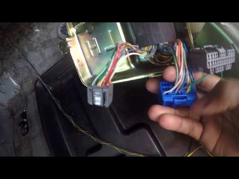 How To Install Rywire OBD2 to OBD1 VTEC Subharness - YouTube Obd A Civic O Wiring Diagram on