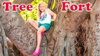 ASSISTANT Hawaii Tree Fort Surprise Adventure Video