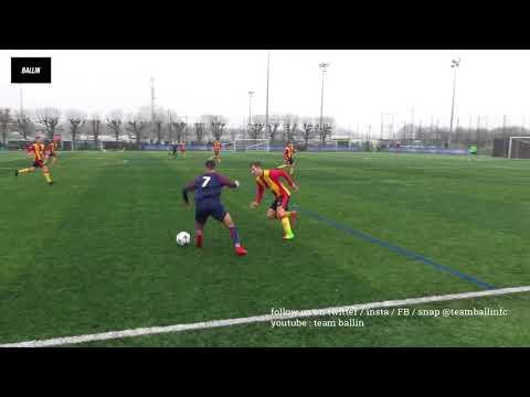 2018 01 21 U19 NATIONAUX PARIS ST GERMAIN vs RC LENS