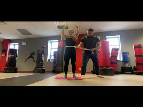 Training System Acrobatics Motivation Alex Lee