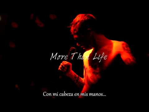 More Than Life - What's Left Of Me. (Subs Esp)