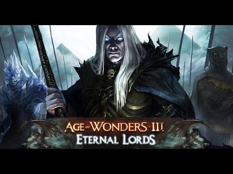 Age of Wonders 3. Eternal Lords. Кампания некроманта