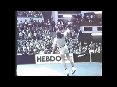 Bjorn Borg Tennis Lessons Part 1