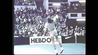 Bjorn Borg Tennis Lessons Part 1