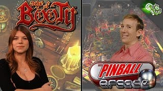 Tara and Scott's Guilty Pleasures LIVE! Age of Booty and Pinball Arcade