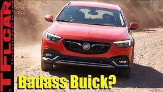 Top 10 Reasons Why This Is One Badass Buick: 2018 Buick Regal TourX Review