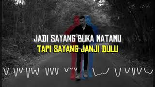 TUJU X MK (K-CLIQUE) -  WARNA (LYRIC VIDEO)
