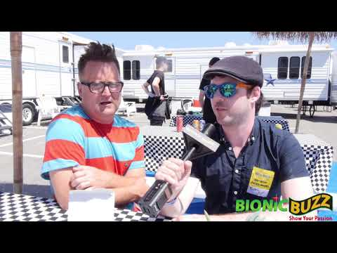 Christian Jacobs/Bat Commander from The Aquabats Interview