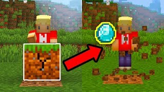 Minecraft with Random Drops will Break Your Brain... (ft. Slimecicle, Failboat)