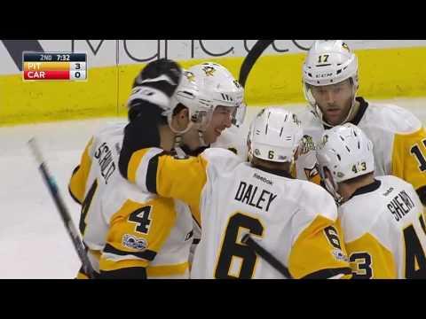 Pittsburgh Penguins vs Carolina Hurricanes | January 20, 2017 | Game Highlights | NHL 2016/17