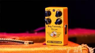 Mad Professor Big Tweedy Drive demo part 4 by Marko Karhu