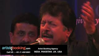 Attaullah Khan - acha sila diya tune mere pyar ka at Purana Quila 12 April -2014