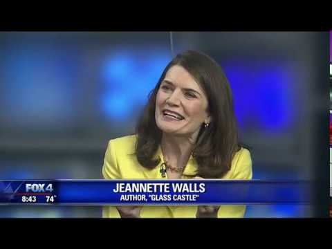 Author Jeannette Walls talks about  'Glass Castle'