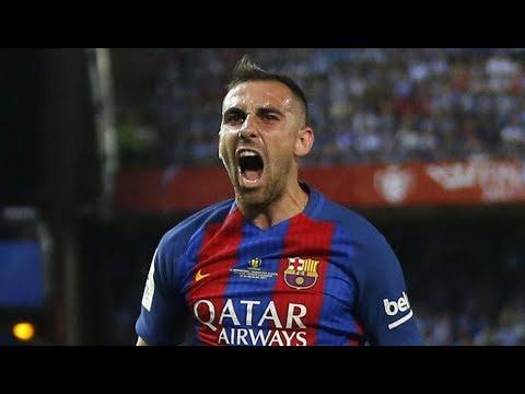 Najlepszy napastnik Barcelony