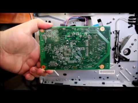 Hp 2015 Laser Printer Formatter Bake Repair Youtube