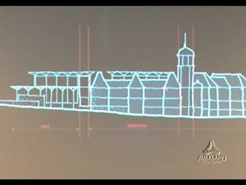 The Auckland Art Gallery Development - Part 3: A lunchtime learning with Richard Francis-Jones