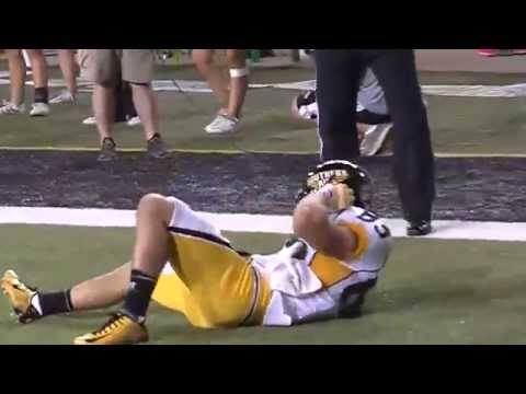 Casey Martin Southern Miss WR 2014 Highlights (Wes Welker/Cole Beasley similarities)