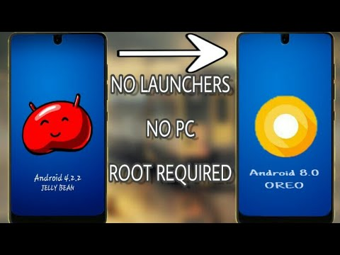 How To Change Android Version (root) 100% Real