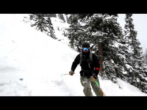 Skiing Silverton Mountain | Short Film HD