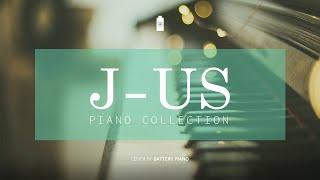 제이어스(J-US) 잔잔한 피아노모음7⎪CCM모음⎪예배,묵상,집중,기도,공부⎪(중간광고없음)