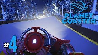 ลานซิ่ง สะดิ้งไฟ - Planet Coaster #4(มีต่อไปอย่างนี้)