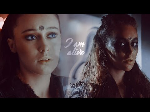 Leksa kom Trikru {I am alive}