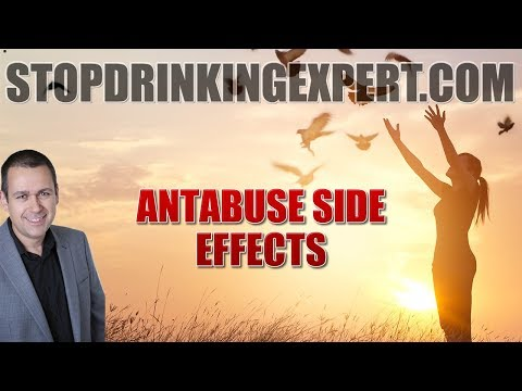 Antabuse Side Effects And How It Works For Alcoholism