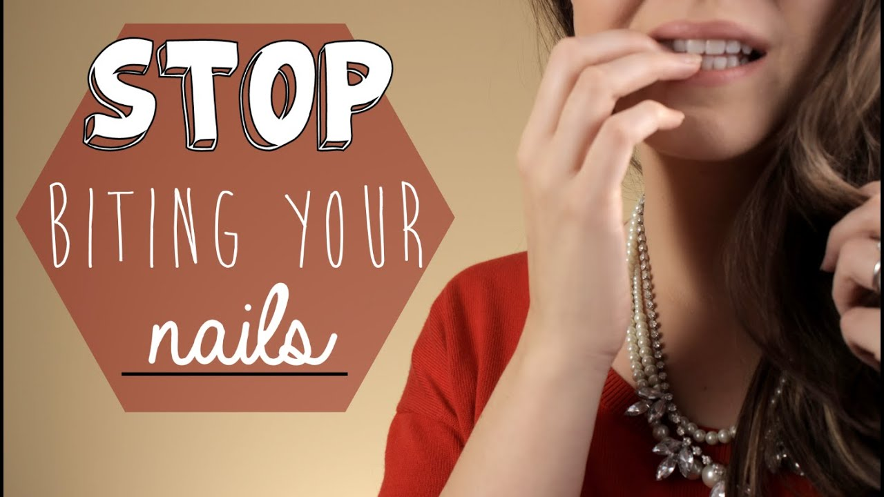 How to Stop Nail Biting - The Wealthy Health Reviews