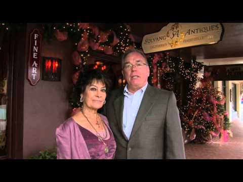 Solvang Antiques VIDEO - Solvang, CA United States
