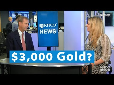 Popular Expert Triples Down On $3,000 Gold Price Call, No Doubt