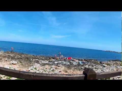 Passeggiata in bici Palermo -Barcarello  del 3/06/2012