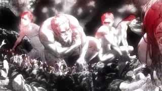 Shingeki no Kyojin/Attack on Titan [AMV][HD] - Egypt Central - Kick Ass