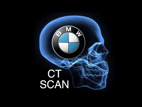 BMW X Ray Computer Tomography CT