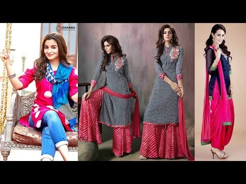 Casual Dress Designs 2018