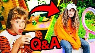 KIEDY ZETNĘ DREDY I WĄSA? / Q&A