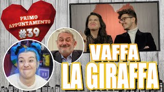 VAFFA LA GIRAFFA - PRIMO APPUNTAMENTO *REACTION* #39