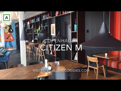 Citizen M, Copenhagen | Allthegoodies.com