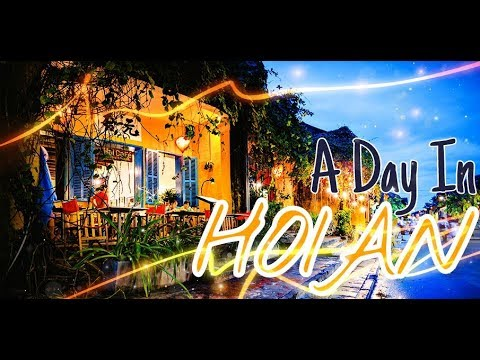 VLOG#12 | A DAY IN HOI AN | City of Lanterns | Foods vlog| MICHELLE VO