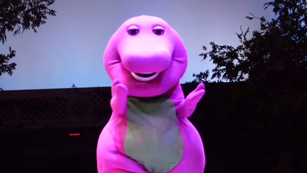 (HD) A Day in the Park with Barney   Best Full Show Footage   Universal Studios Florida