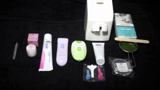 Hair Removal Tools and Products Thumbnail