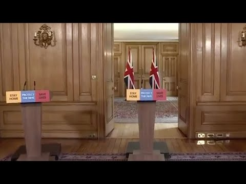 British officials give