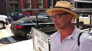 """НьюЙорк_Кач. Прогулка по Нью Йорку, квартира как в сериале """"Друзья"""", что такое поток?"""