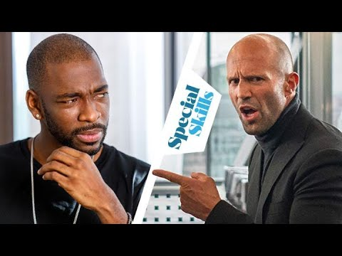 Master Impressionist Jay Pharoah Does His Best Jason Statham