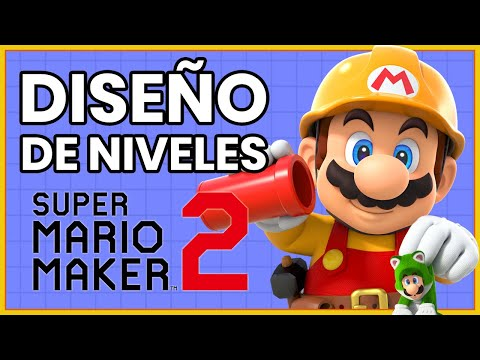 Claves de DISEÑO DE NIVELES de SUPER MARIO para SUPER MARIO MAKER 2 | Nintendatos