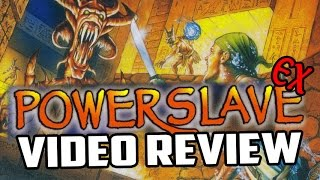 Powerslave EX PC Game Review