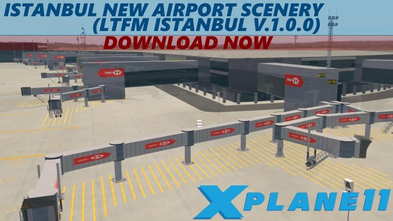 X Plane 11 Scenery