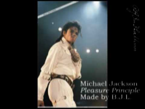 The Pleasure Principle - Michael Jackson (version)