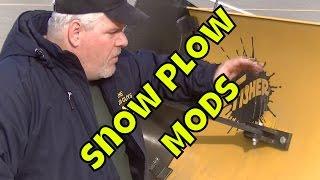 The Plow Guys, Snowplow Mods, snow plowing 101